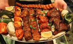 Ariana II Afghan restaurant - Kebab house kilburn london