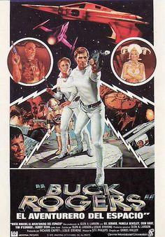 Buck Rogers. El aventurero del espacio: Ficha, imágenes, tráiler, frases, localizaciones y sinopsis de la película.