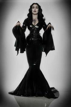 MICHELINE PITT~as Vampira