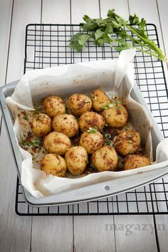 Potatoes w dill and chanterelles recipe can be found in the roasted potatoes with cumin chili and sichuan pepper workwithnaturefo
