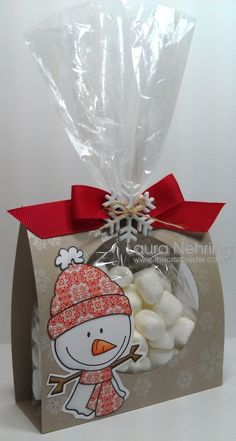 Treat Bag Cover tutorial - bjl