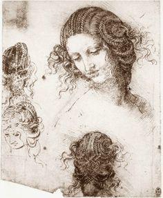 Leonardo da Vinci   1452 - 1519   Disegni
