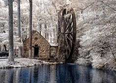 Grist Mill at Berry College