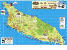 14 best aruba images on pinterest beaches aruba map and at the beach detailed tourist travel map of aruba tourist map of aruba sciox Images