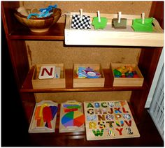 There are only two ways to live your life.: Montessori for 19 to 20 Month Olds