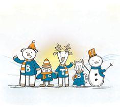 diseños tarjetas navidad