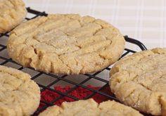 Galletitas de mantequilla de maní con 3 ingredientes - IMujer