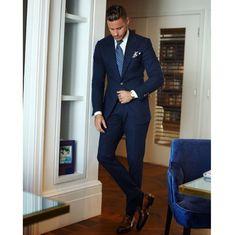 Rayas y Cuadros: Blog de Moda Masculina: Moda para hombre en Instagram (CLXXXVIII)
