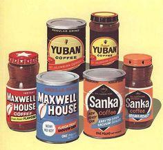 General Foods Coffees, 1963