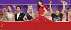 Madame Tussauds at The Venetian,  Las Vegas  :)