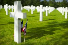 The D-Day Beaches of Normandy Day Trip from Paris Take a 12-hour day trip from Paris to Normandy to visit the D-Day landing beaches, where the end of World War II began at sites such as Omaha Beach. You'll see German bunkers, the Operation Overlord Museum, and Pointe du Hoc, plus visit the Normandy American Cemetery, where 10,000 white crosses stand in perfect rows next to the waters of the English Channel. This tour is limited to eight people to provide a small-group experien...