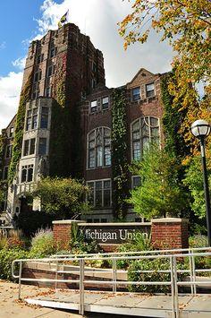 Ann Arbor , MI Michigan Union