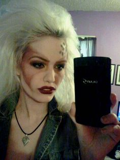 Was Cheetara for Halloween last year and did my makeup using only ...