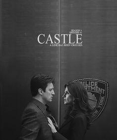 they make me soo giddy! Castle Tv Series, Castle Tv Shows, Watch Castle, Castle Abc, Richard Castle, Castle Beckett, Great Love Stories, Love Story, Hair