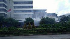 BREAKING NEWS: Ledakan Terjadi di Sarinah - Harian Luwak