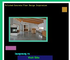 Polished Concrete Floor Design Inspiration 150127 - The Best Image Search