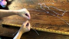 Sara Renzulli - YouTubeHow to Make a Wire Person Armature: An In-Depth Tutorial by Sarafina Fiber Art      by Sara Renzulli     2 months ago     3,090 views  In her first person armature tutorial, Sara Renzulli showed you how to use aluminum wire to build an armature for figure sculptures. In this more in-depth tutorial, Sara will show how to use a