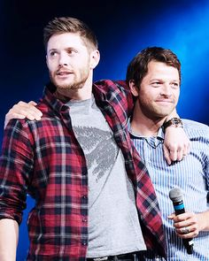 jensen and misha jibcon