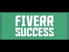 Fiverr Tutorial - How I Made My First $200 Selling Free Stuff (Guarantee...
