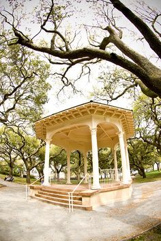 Gazebo at Battery Park; Charleston, SC