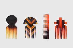 studio swine - resin combs