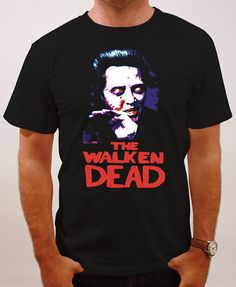 Christpher Walken Dead by LIKEAMUGG on Etsy, $25.00