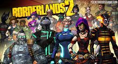 Borderlands 2 DLC Fornece mudanças de figurino.