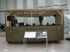 RFC Mobile Workshop on 3 ton Leyland Lorry - 1915, via Flickr.