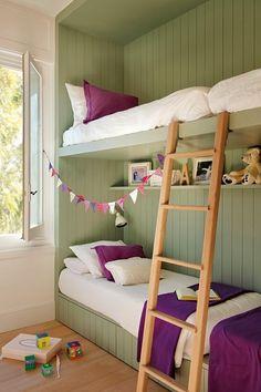 Minty Inspirations | wystrój wnętrz, dodatki i dekoracje do domu, zdjęcia, inspiracje: Ciepły, słoneczny domek w skandynawskim stylu