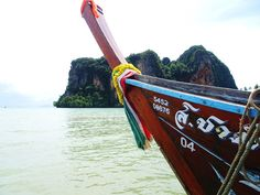 A View from the Balcony: Travelling Southeast Asia: Krabi, Thailand