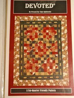 Devoted Quilt Pattern