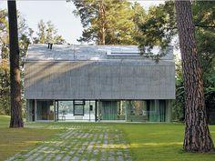 Augustin und Frank Architekten- Beach house, Saarow 2013...