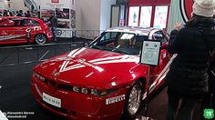 #AlfaRomeo #SZV6 #MotorShow2014 #Bologna #Auto #Car #Automobili #Supercar