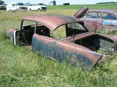 .57 chevy 1957 Chevy Bel Air, 1957 Chevrolet, Abandoned Vehicles, Abandoned Cars, Junkyard Cars, Wrecking Yards, Rust Never Sleeps, Forgotten Treasures, Car Barn