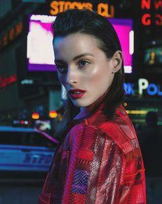 Harper's Bazaar Hong Kong May 2016 Flavia Lucini by Elio Nogueira