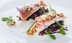 Creative Food, Food Design, Tacos, Healthy Recipes, Healthy Food, Food And Drink, Menu, Mexican, Fish