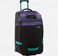 Built to withstand the team s endless travel schedule with room for two  weeks  worth of gear. Stretch zippers CRAM™ it all in. Duffel bag included  to sneak ... 2f62886c0db2c