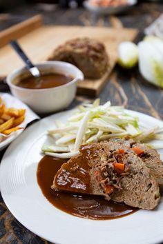 Meatloaf, Food, Ground Beef Recipes, Stew, Essen, Meals, Yemek, Eten