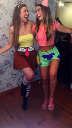 Spongebob and Patrick Halloween Costume