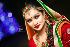 BD colors Bangladeshi Bride