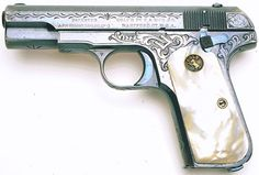 The techniques of firearms engraving have their origins in woodcarving, scrimshaw and ornate metal work.