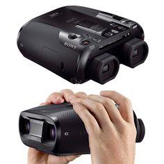 Sony Digital Recording 3D Binoculars