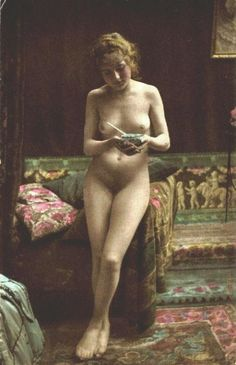 image: 9 of 12 Nude Photography, Vintage Photography, Vintage Girls, Retro Vintage, Vintage Postcards, Vintage Photos, Nude Portrait, Respect Women, Vintage Beauty
