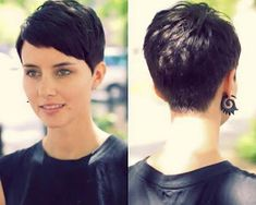 Short layered pixie cut have large range of short hairstyles.To highlight your eyes and neck these pixie haircuts are best for women.These all are very funky and stylish pixie haircut.In this article i have list out 10 short layered pixie haircut for you Popular Short Hairstyles, Cute Hairstyles For Short Hair, Hairstyles Haircuts, Short Hair Cuts, Short Hair Styles, Fashion Hairstyles, Quick Hairstyles, Latest Hairstyles, Pixie Haircut 2016