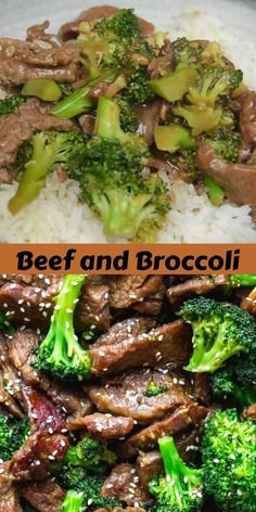 This Beef and Broccoli is better than takeout! Make this easy Beef and Broccoli at home in under thirty minutes! Find out my secret tip to make the beef extra tender.