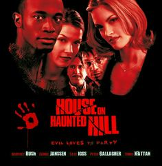 House On Haunted Hill 1999 Horror Movie