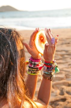 Boho Accessories Bracelet, Friendship - #gipsy #ethno #indian #bohemian #boho #fashion #indie