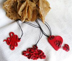 my handmadejewelry VALENTIN'S
