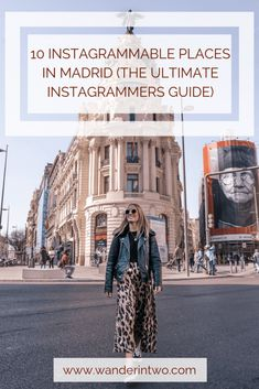 10 Instagrammable Places in Madrid (The Ultimate Instagrammers Guide) Visit Madrid, Foto Madrid, Madrid Travel, Vacations To Go, Best Photographers, Travel Couple, Capital City, Taking Pictures, Great Photos