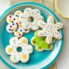 Best-Ever Sugar Cookies Recipe from Taste of Home
